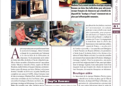 Chausser Magazine